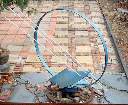 Plow Around 3 Lines by Bill Bernsen