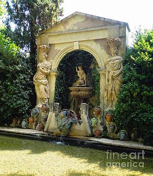 Gregory Dyer -  Pubol Spain Gala Castle
