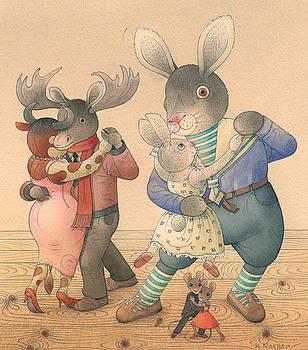Kestutis Kasparavicius -  Rabbit Marcus the Great 04