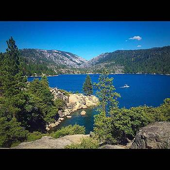 Pinecrest Lake by Roomana Patel
