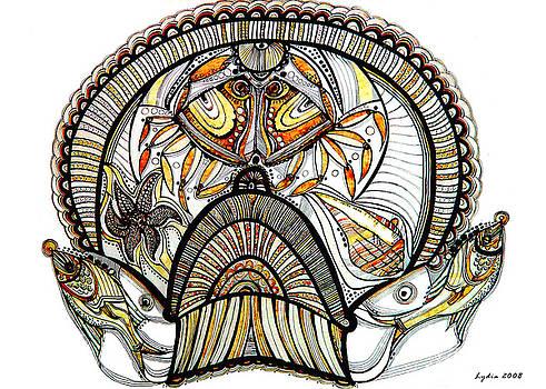 Lydia L Kramer -  Sea Shell