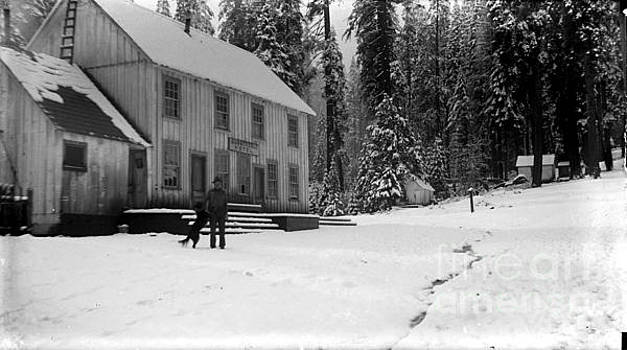 California Views Mr Pat Hathaway Archives -  Summerdale Hotel a general store, a saloon, a post office Circa 1900