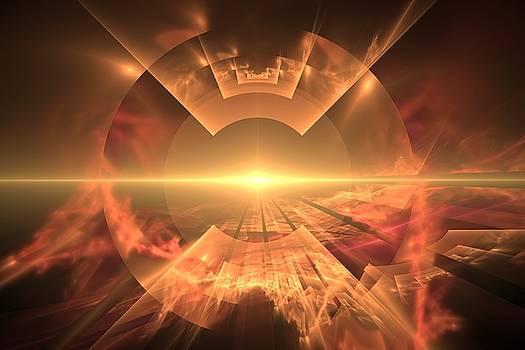 Supernova  by Svetlana Nikolova