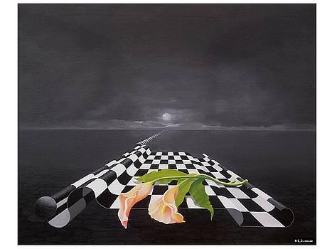Symbolic - dream  by Kenneth-Edward Swinscoe
