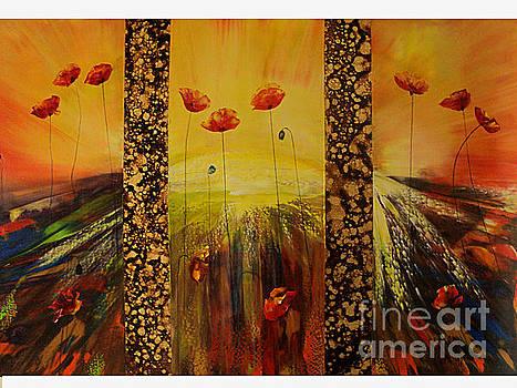 Symbolism Summer by Nelu Gradeanu