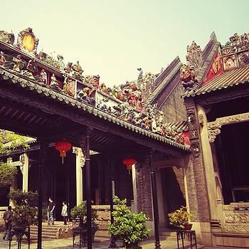 陈家祠 #temple #china #guangzhou by Kang Choon Wong