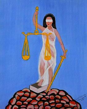 The Balance  by Lorna Maza