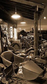 Mike McGlothlen -  The Motorcycle Shop