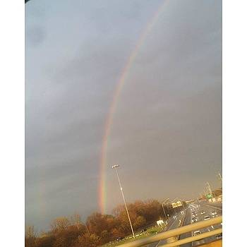🌈⛅☔ The Sky Has Been Doing Some by Elysha Perry