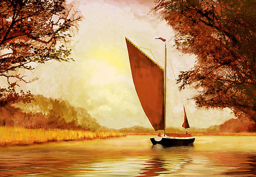 Valerie Anne Kelly -  The Wherry Albion