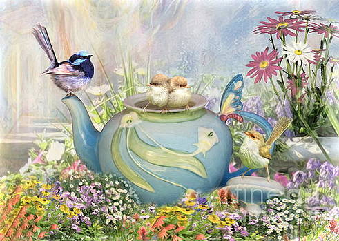 Tiny Tea Party by Trudi Simmonds