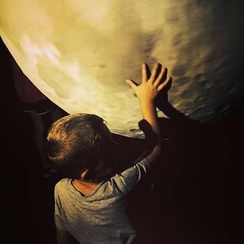 😉 Touching The Moooon by Jennifer Wright