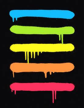 Trendy Cool Graffiti Tag Lines by Philipp Rietz