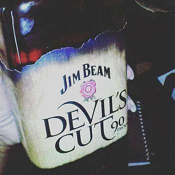 😈 Uh Oh.. Lol #devilscut by Elysha Perry