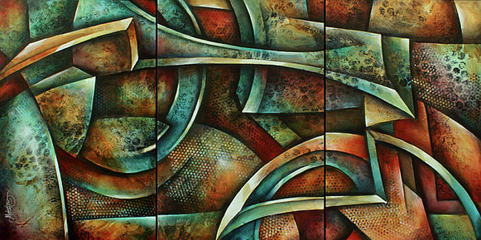 ' Unpredictable ' by Michael Lang