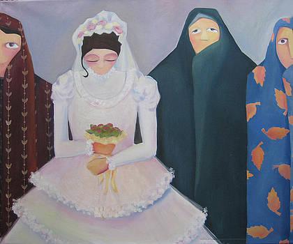 Wedding 1 by Azadeh Amiri