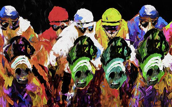 001, Horse by Nixo by Nicholas Nixo