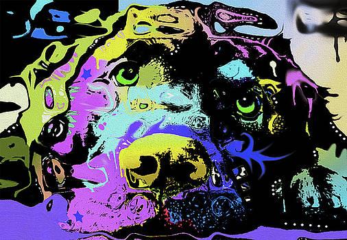 0019 Dog by Nixo by Nicholas Nixo