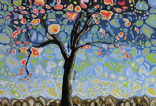 00200 Tree by Nixo by Nicholas Nixo