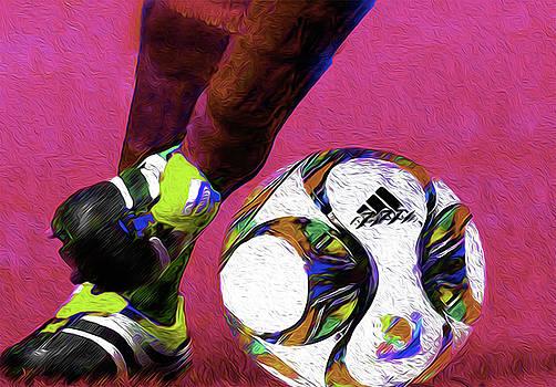 0025 Soccer by Nixo by Nicholas Nixo