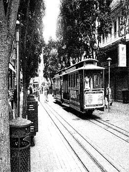 021016 San Francisco Trolly by Garland Oldham