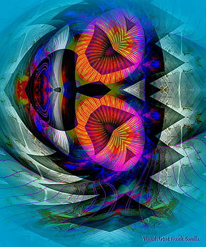 #030420162 by Visual Artist Frank Bonilla