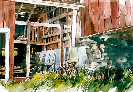 Bike 'n Barn by Art Scholz