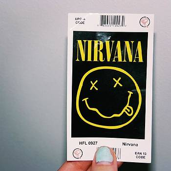 Nirvana by Maite Ruiz