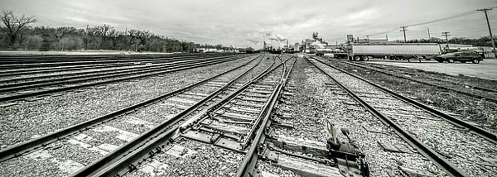 10th St. Tracks by Dustin Soph