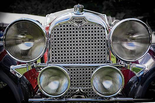 1928 Auburn 8-88 Speedster by Jack R Perry