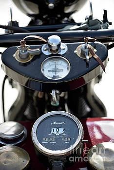 1930 classic Harley-Davidson by George Atsametakis