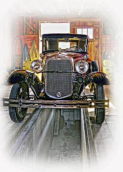 Steve Harrington - 1930 Model T Ford - Vignette
