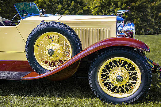 1930 Vauxhall Hurlingham Boattail by Jack R Perry