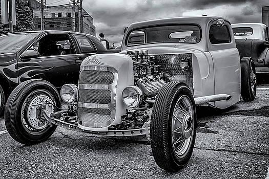 1948 Mercury pickup hot rod by Ken Morris