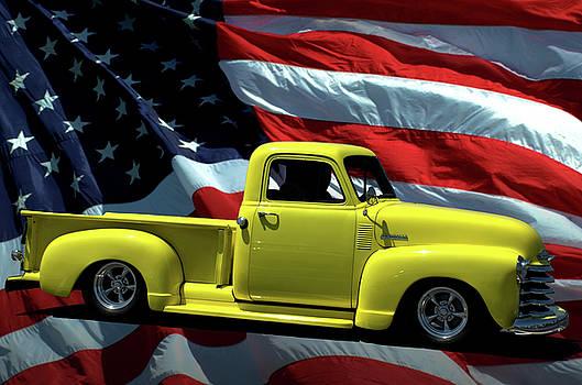 Tim McCullough - 1950 Chevrolet Pickup