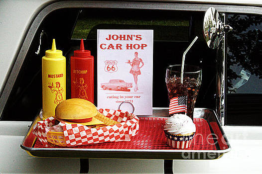 1950's Drive-in by Doc Braham