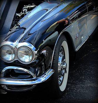 Rosanne Jordan - 1958 Corvette