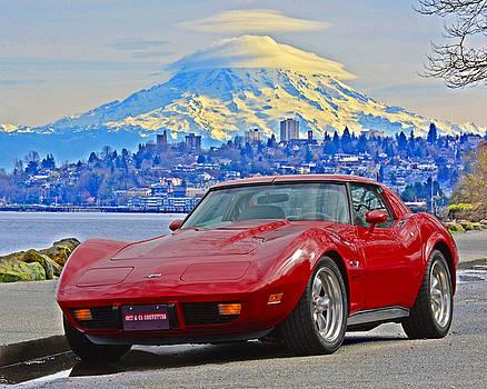 1977 Corvette by Jack Moskovita