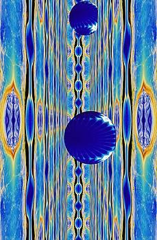 3 D Room Digital  Art by Sheila Mcdonald