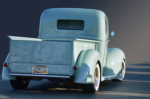 40 Ford Pickup by Bill Dutting