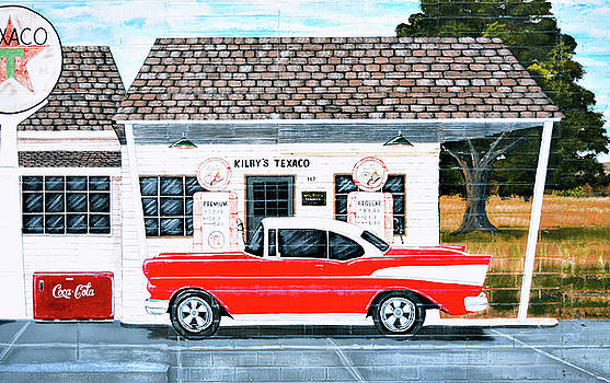 57 Chevy by Pat Turner