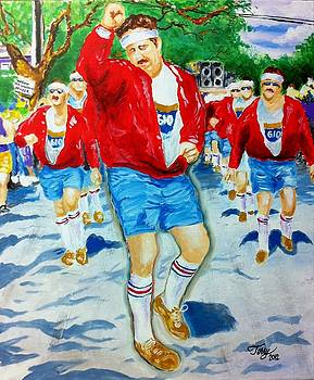 610 Stompers by Terry J Marks Sr