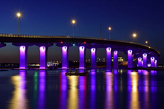 9th Street Bridge by Dan Myers