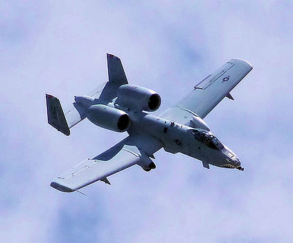 Stephen Roberson - A-10