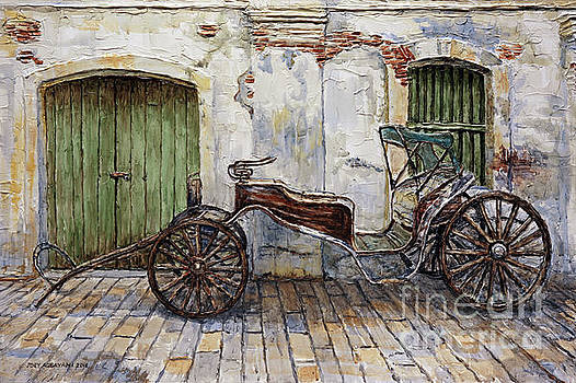 A Carriage On Crisologo Street 2 by Joey Agbayani