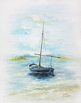 A Day for Sailing by David Jansen