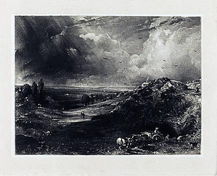 David Lucas after John Constable - A Heath