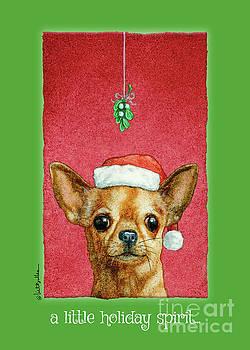 Will Bullas - a little holiday spirit...