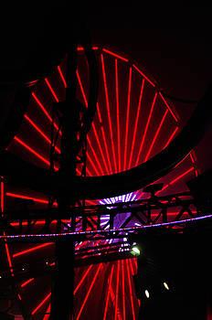 Clayton Bruster - A Night At Santa Monica Pier