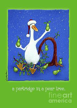 Will Bullas - a partridge in a pear tree...